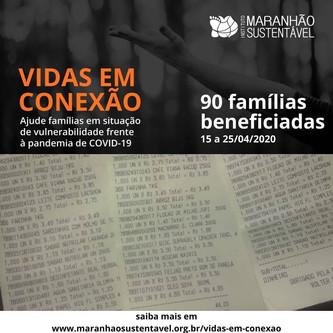 Em 10 dias de projeto, 90 famílias beneficiadas