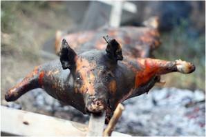 Porcine perfection, Italy