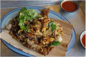 Singapore Street Food, and a splurge