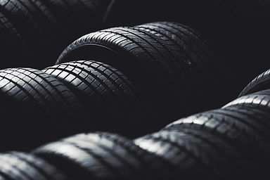 New tyres sold here