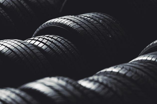 タイヤのスタック