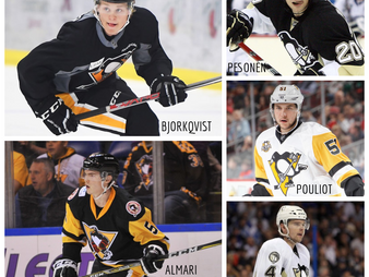Pens Transaction Recap: May 1-14, 2019