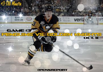Penguins vs. Golden Knights