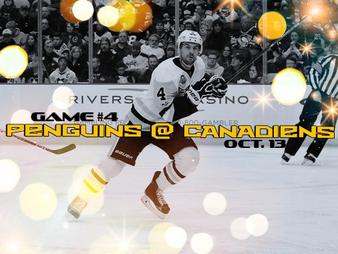 Pens Pre-Game #4: Penguins vs. Canadiens- Pens Try For Revenge