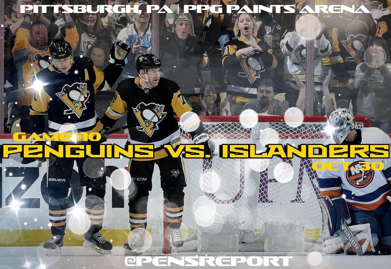 Penguins vs. Islanders