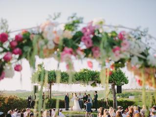 Tuscany in Israel Wedding