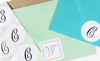 Tip Wednesday - Invitation Envelopes