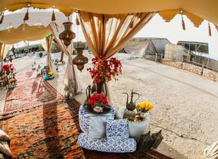 Desert Bar Mitzvah in Israel