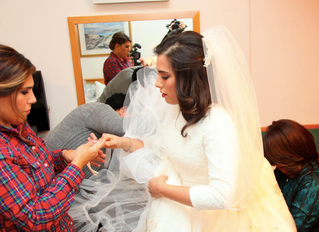Israel December Winter Wedding's