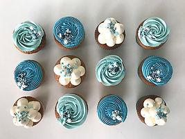 Frozen cupcakes, de droom van iedere dri