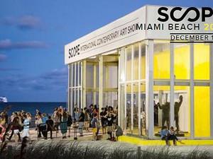 SCOPE Art Fair 2015  | Puja Sarkar |           1st - 6th Dec 2015 | Miami Beach | Florida | USA.