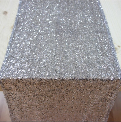 Beautiful Made To Order Our Gorgeous Sparkle Table Runners Are Perfect All Year Round  For Special Occasions And Family Meals. Handmade In The West Midlands, ...