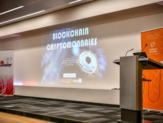 """Conférence de clôture des Formations Financières 2017-2018 : """"De la Blockchain aux Crypto-monna"""