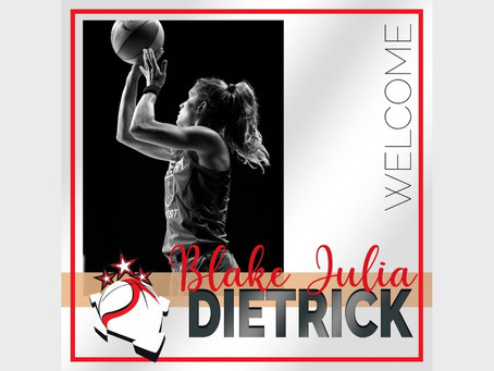 Blake Dietrick in BiancoRosso