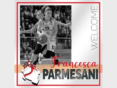 Una nuova ala per il Basket Le Mura Lucca: da Broni arriva Francesca Parmesani