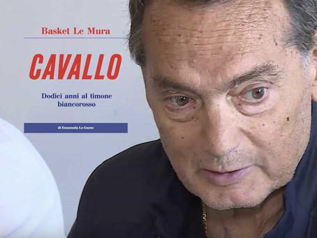 Il Presidente Cavallo su Gazzetta Lucchese
