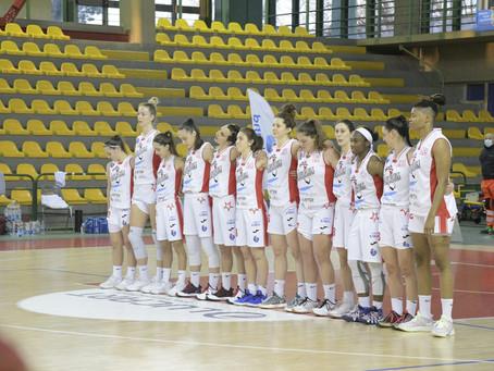 Basket Le Mura Lucca, un Famila Schio grandi firme passa al Palatagliate 60-88