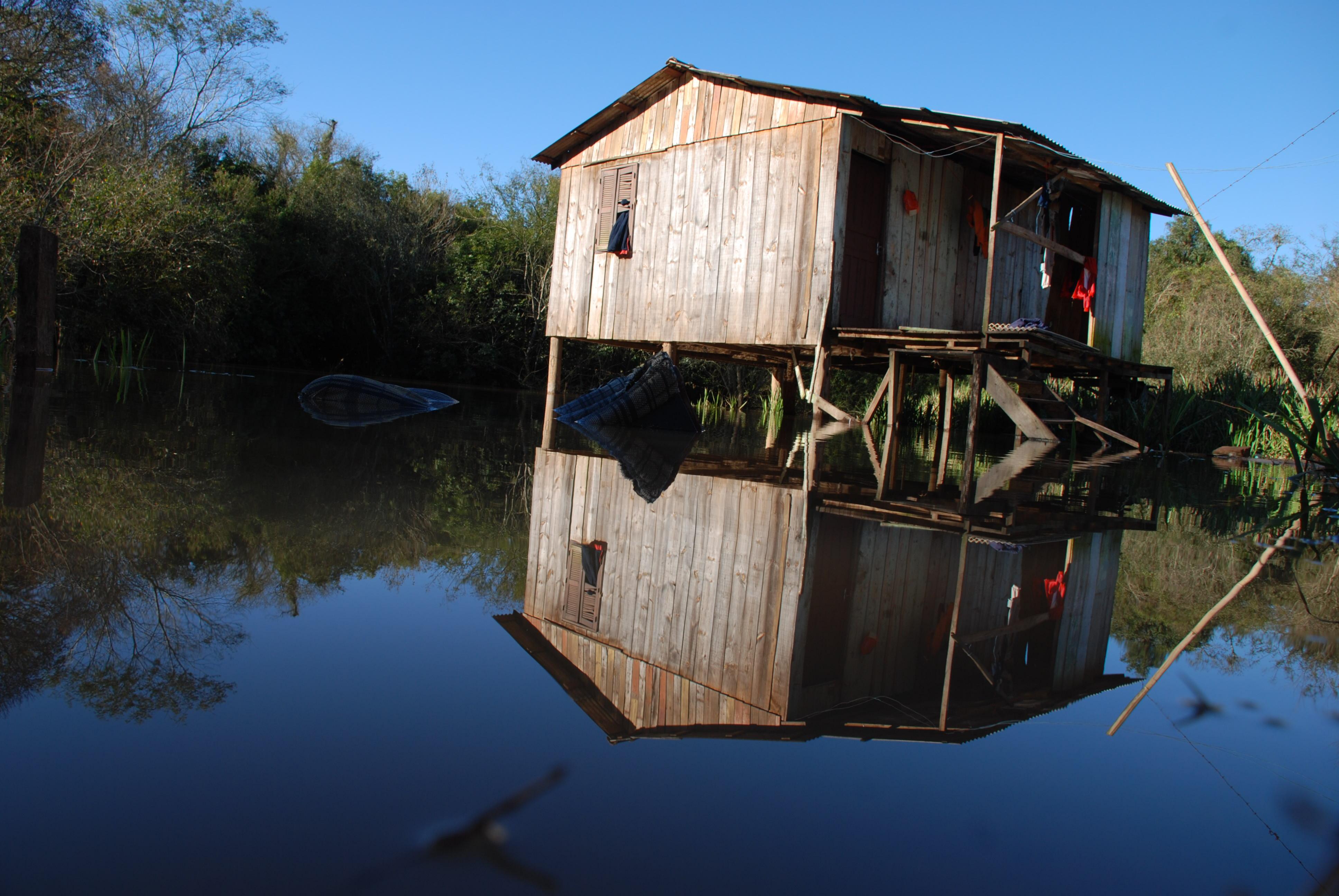 Enchente em São leopoldo