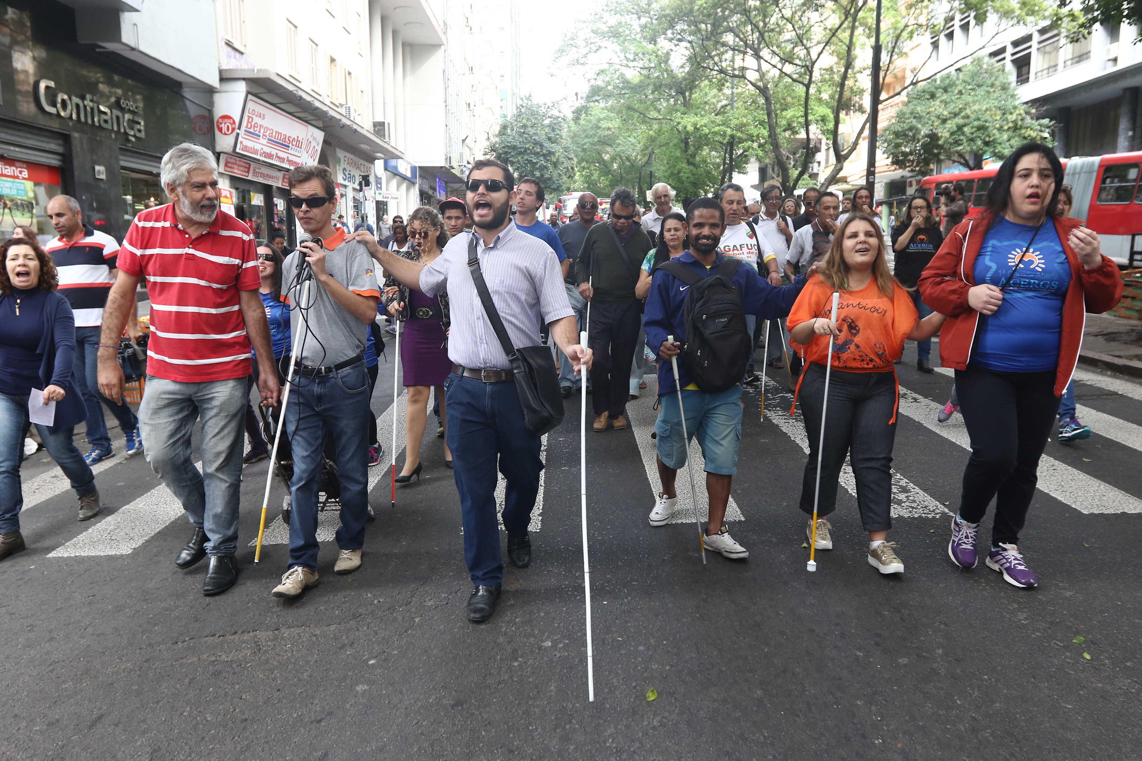 Marcha das Bengalas