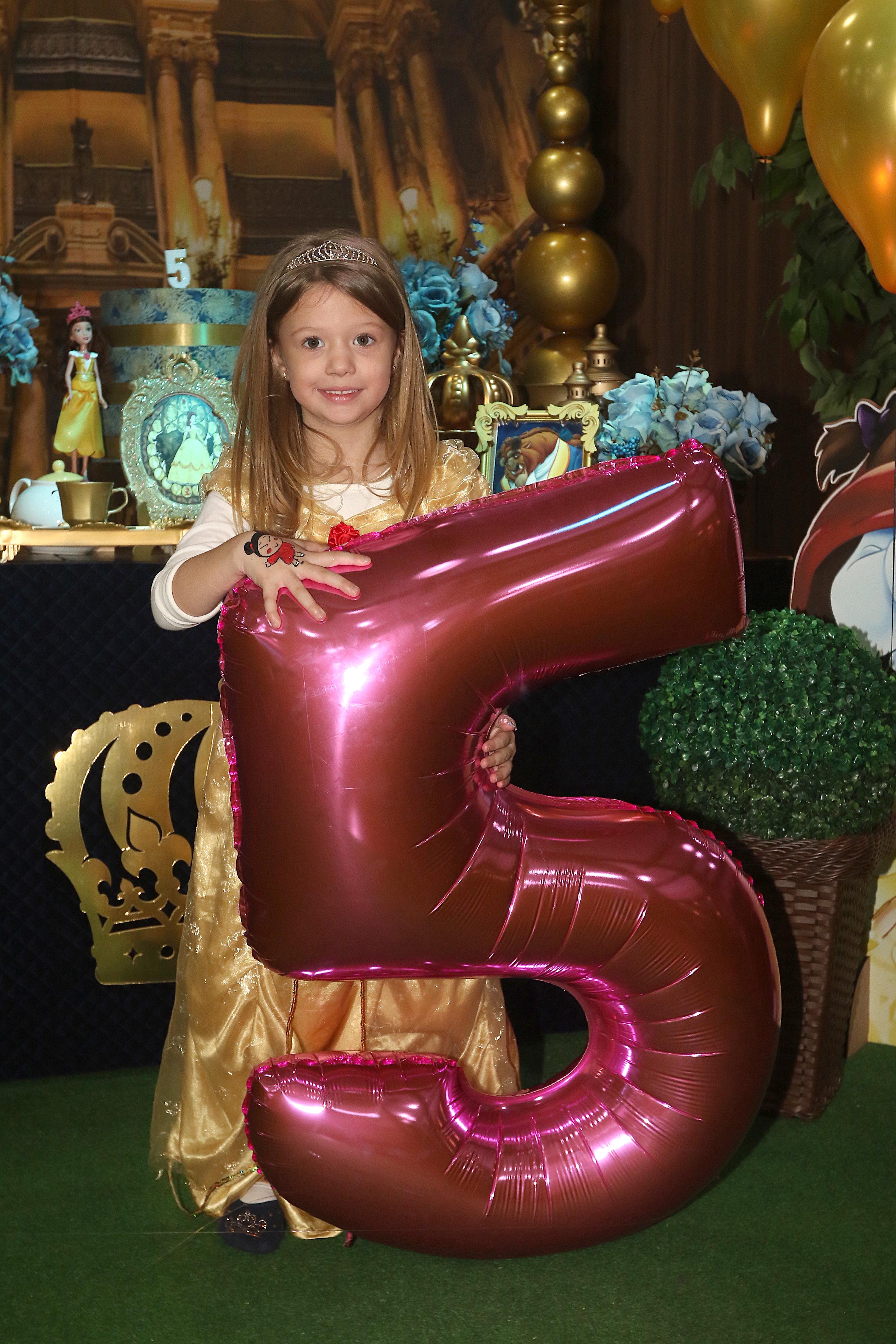 Aniversário 5 anos