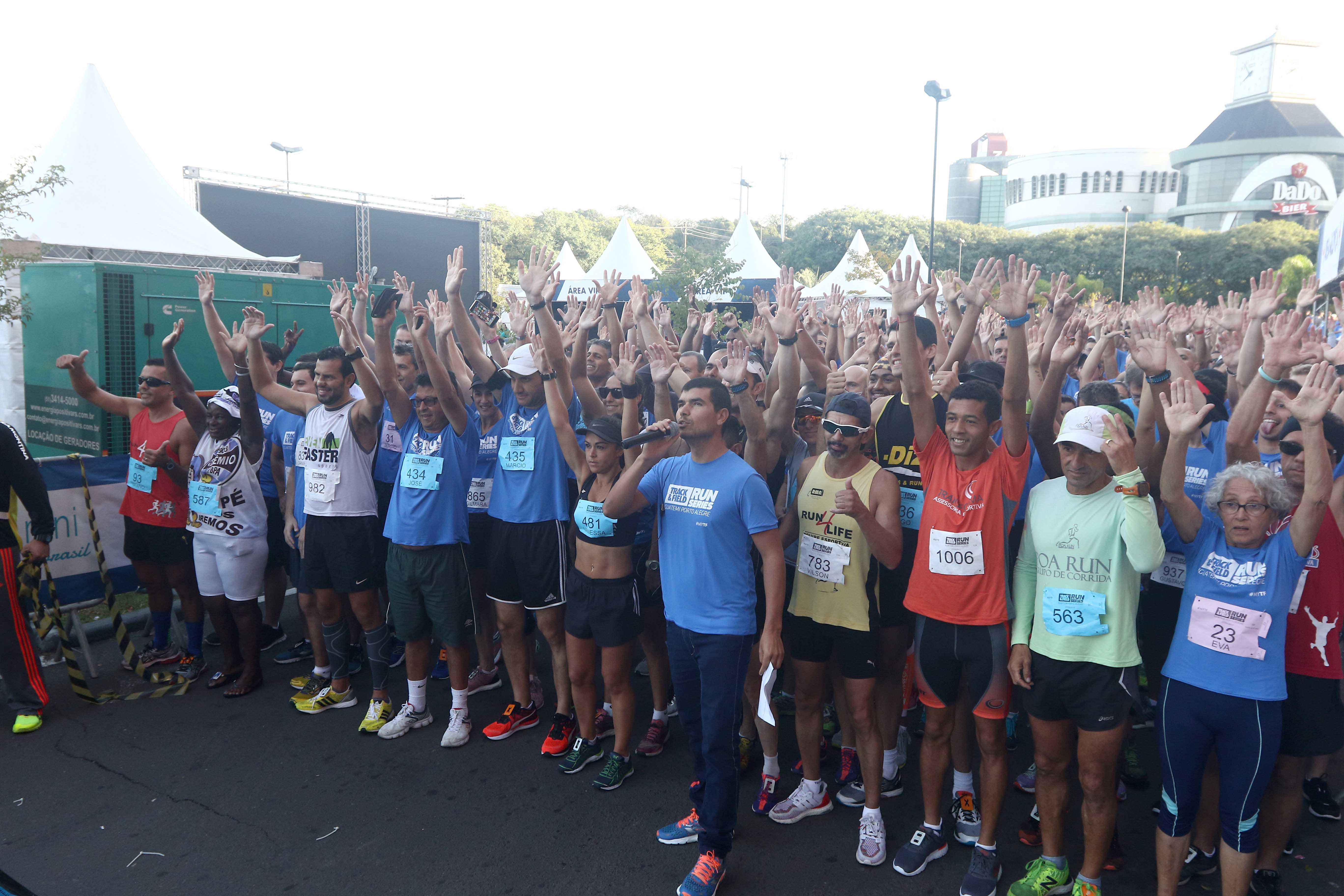 Track & Field Run Series Iguatemi