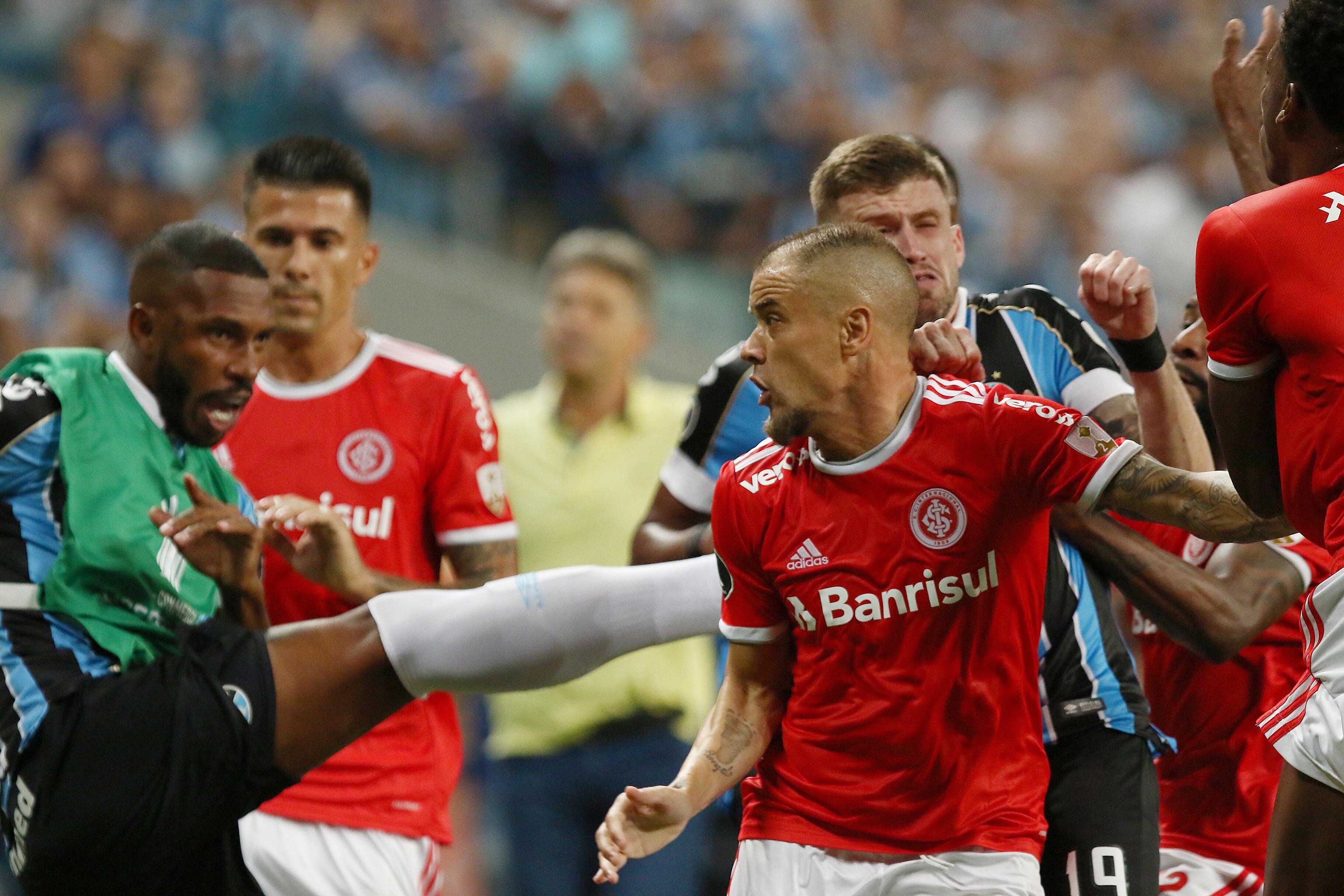 Grenal Libertadores 2020