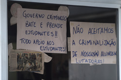 Protesto Professores Estaduais