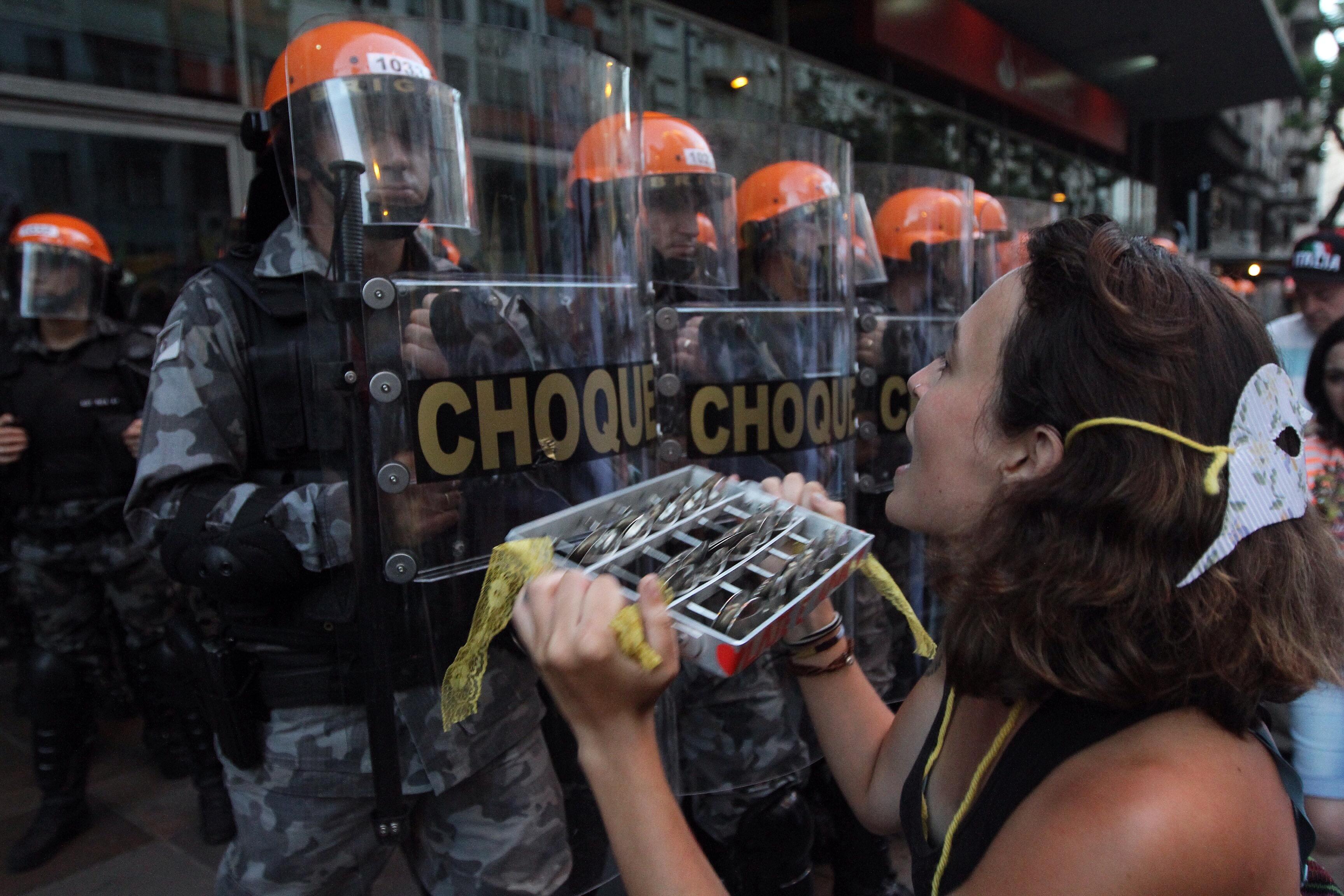 2° Protesto Bloco de Lutas