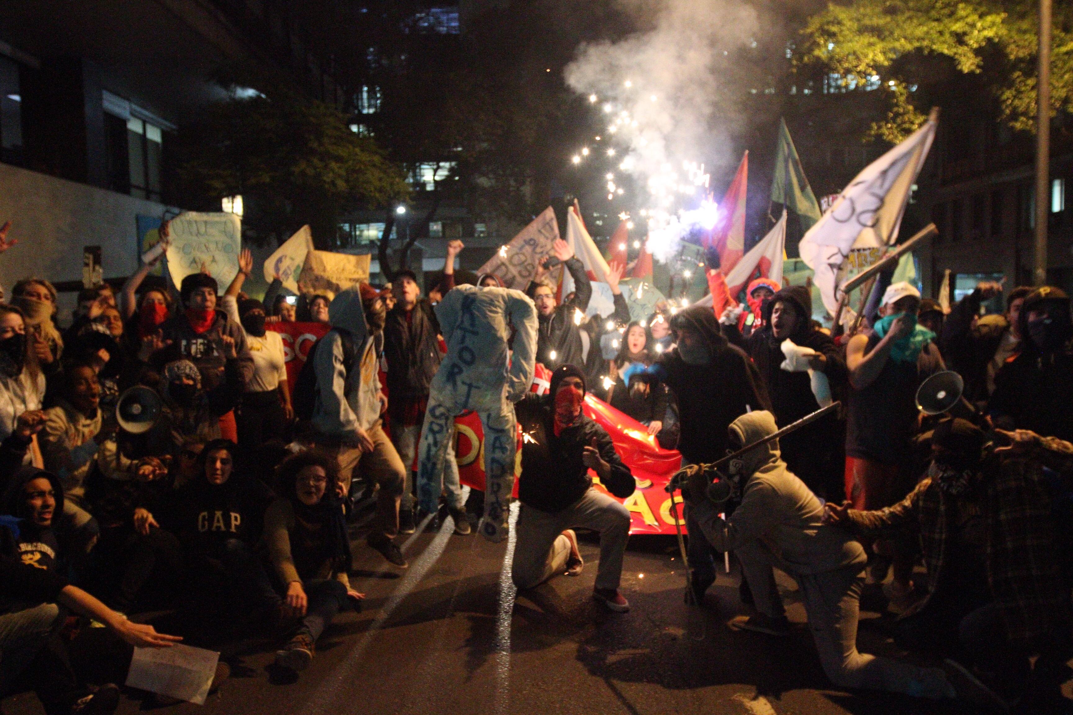 Protesto Estudantil7