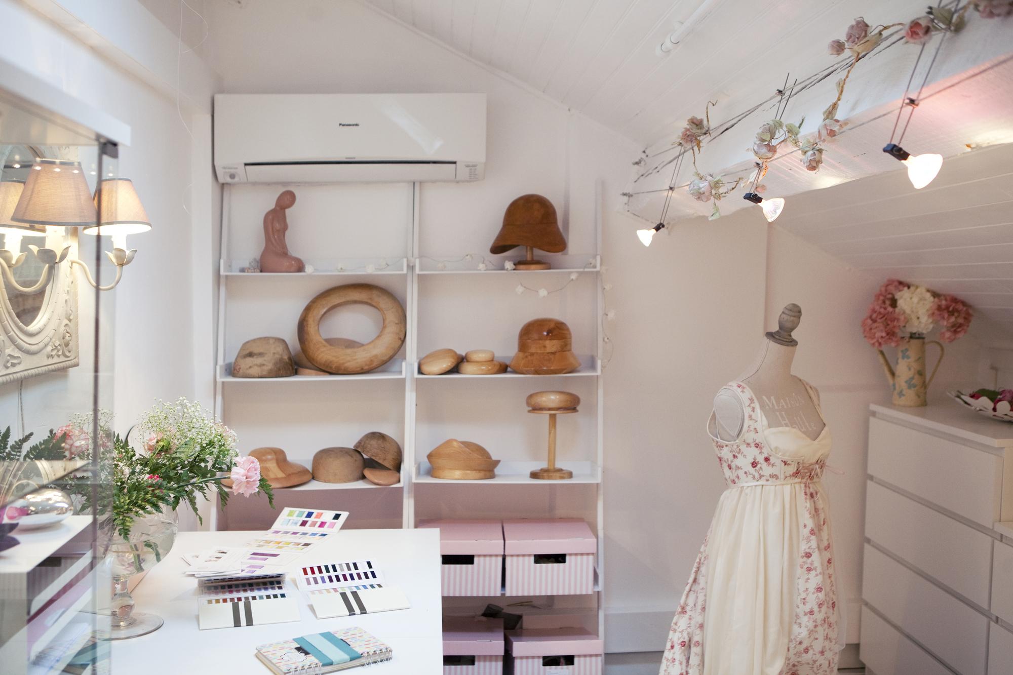 atelier chapeau SO ELEGANT by Nina