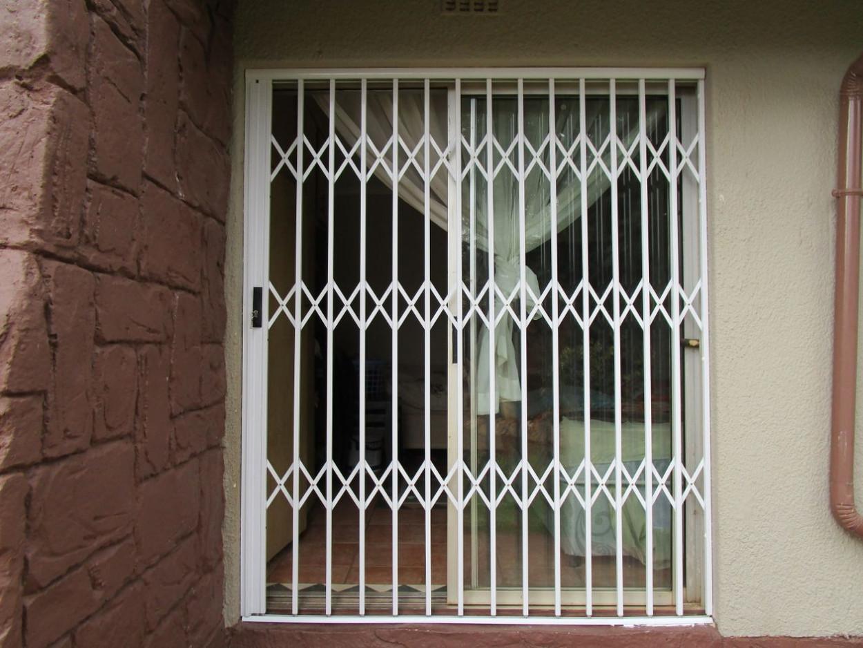 Burglar Bars | Security Doors | Security Gates | Robo Door ...