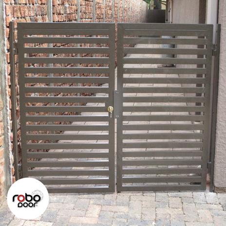 Steel Gate Design Johannesburg