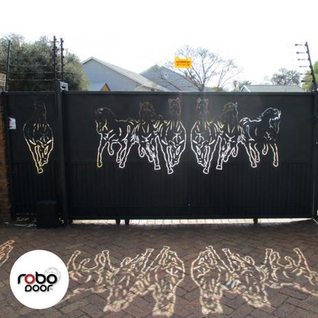 Automated Driveway Gate Design Pretoria