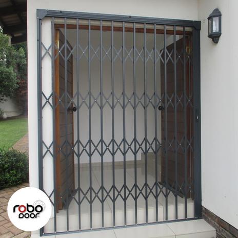 Retractable Security Gates Pretoria