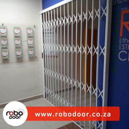 Burglar Gates by Robo Door