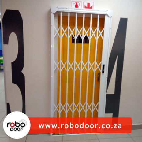 Burglar Gates & Doors Sandton