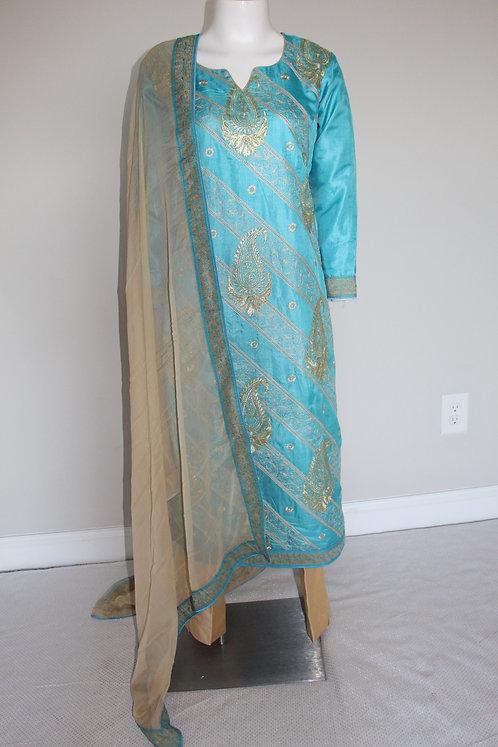 Banrasi Suit / Dress with Pants