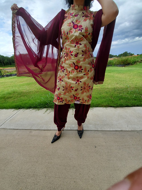 Punjabi Suit / Dress