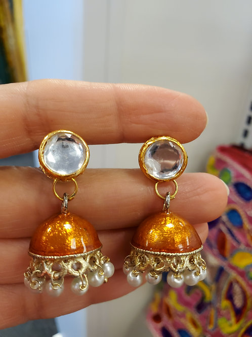 Jhumkis / Earrings