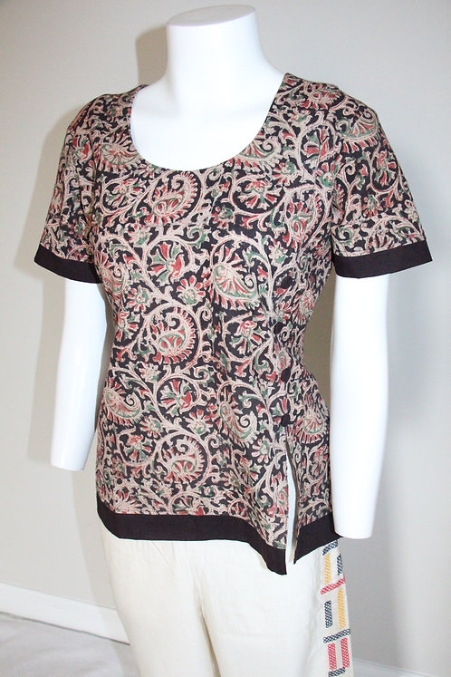 Short Kurti / Top with side small slit