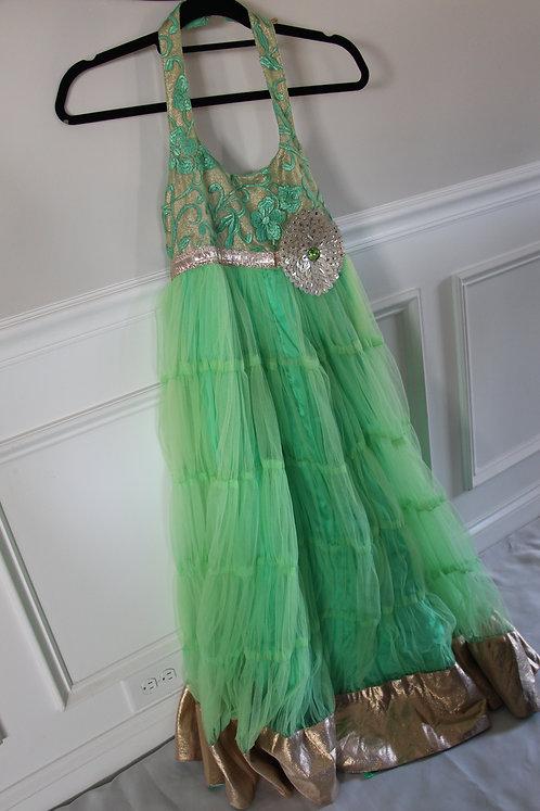 Party Formal Dress /Halter Backless Dress