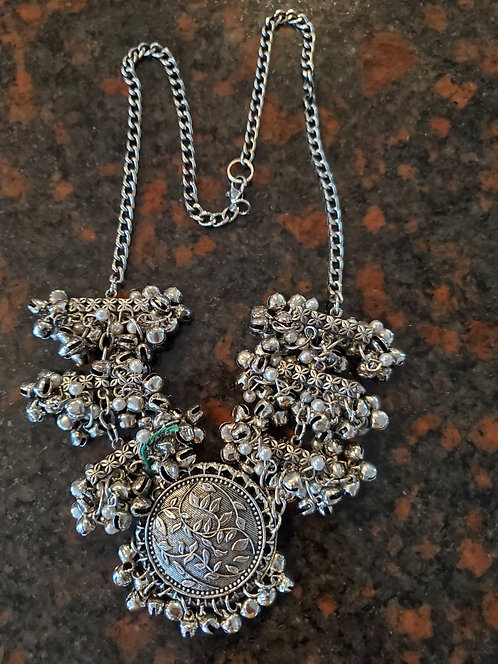 German Silver Necklace
