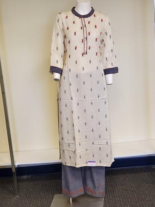 Cotton Suit / Dress