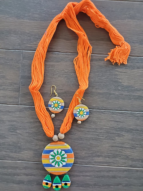 Handcrafted Terracotta Jewelry