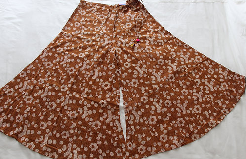 Cotton Skirt Plazzo.