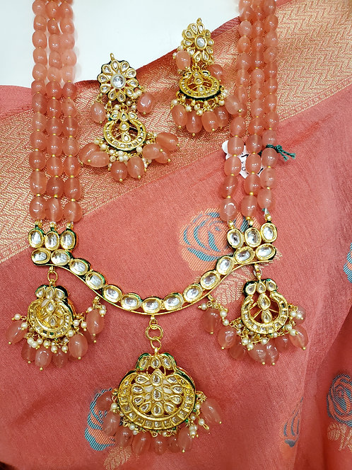 Kundan set / Jewelry