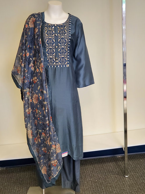 Muslin Cotton Suit / Outfit
