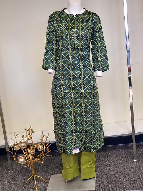Muslin Cotton Suit / Dress