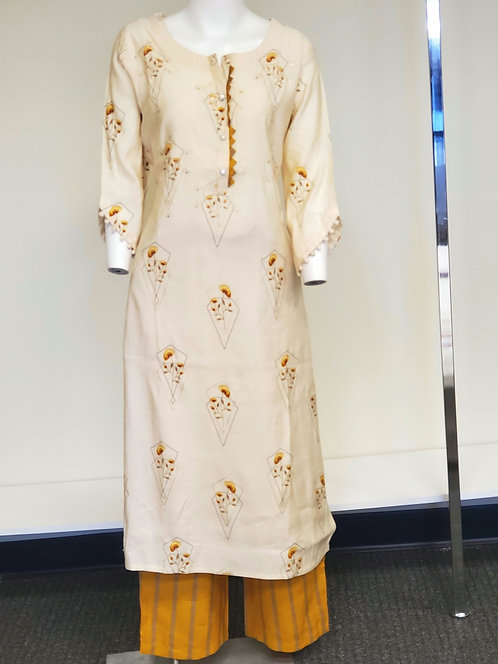 Muslin Cotton Suit / Dress
