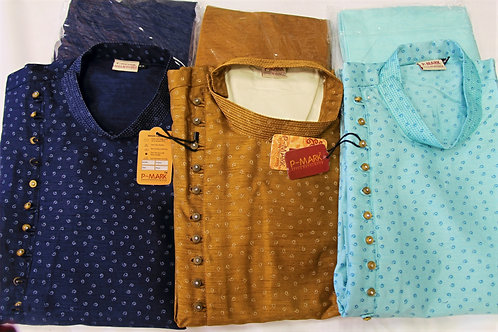 Men's Wear / Kurta Pajama Set